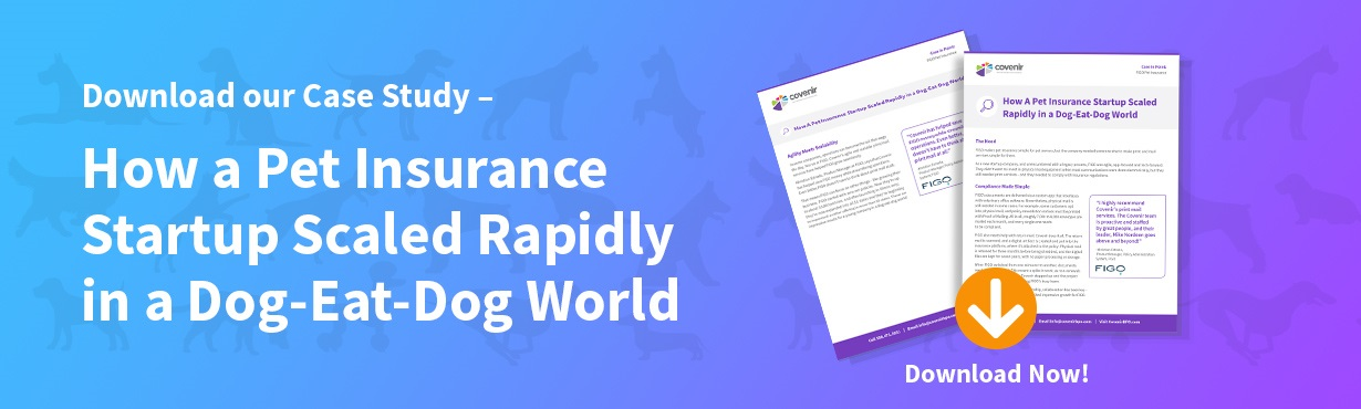pet insurance print/mail case study